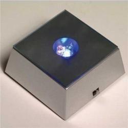 Küçük Kalp ve Ledli ışıklı kaide - Thumbnail