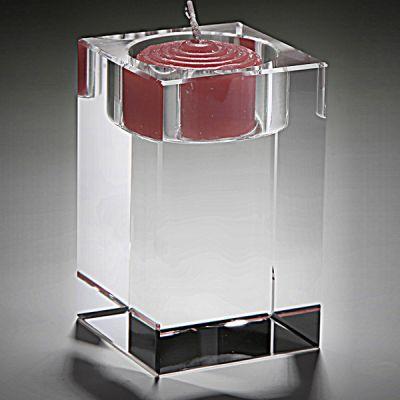 Kişiye Özel Kristal Mumluk CO 125