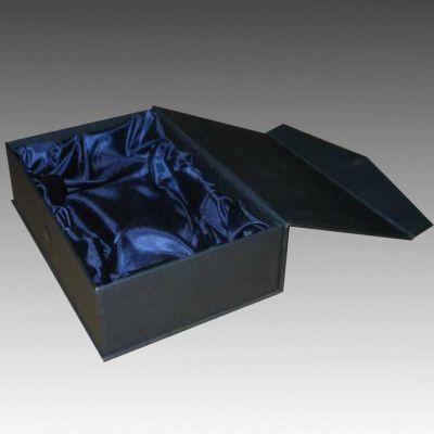 Kişiye Özel Kristal 30x30x15mm Mavi Işıklı Anahtarlık